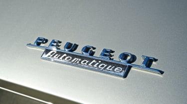 Peugeot 504 - detail