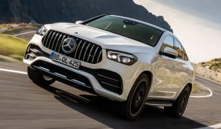 Mercedes-AMG GLE 53 Coupe - front