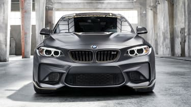 BMW M Performance Parts front end