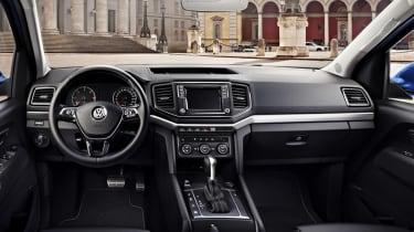 Volkswagen Amarok facelift - interior