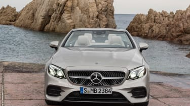 Mercedes E-Class Cabriolet 2017 - AMG Line front