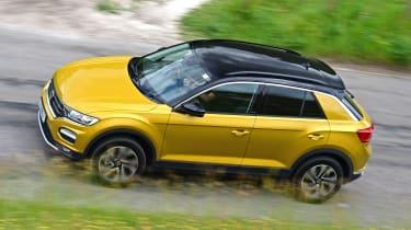 Volkswagen T-Roc Active - above