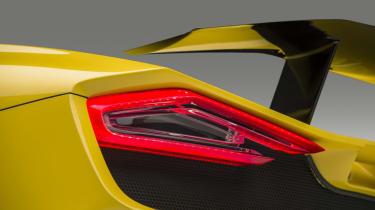 Hennessey Venom F5 taillight