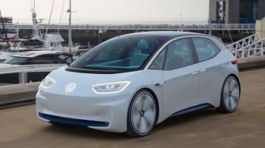 Volkswagen I.D. - front