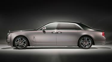 Rolls-Royce Ghost Elegance - side