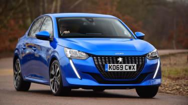 Most economical cars - Peugeot 208