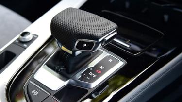Audi A4 - gear