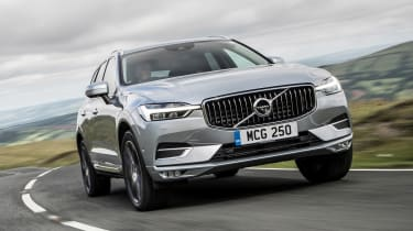 Volvo XC60 D4 - front action