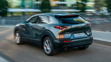 Mazda CX-30 - rear action