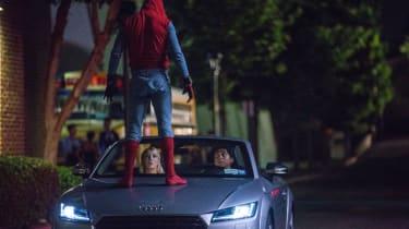 Audi A8 Spider-Man