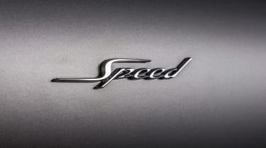 Bentley Continental GT Speed - Speed badge