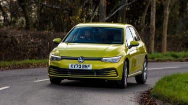 Volkswagen Golf - corner
