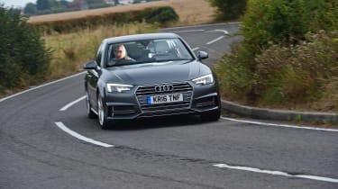 Audi A4 long-term test - header