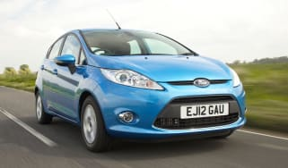 Ford Fiesta best selling UK car
