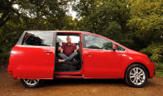 SEAT Alhambra front static
