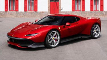 Ferrari SP38 - front