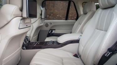 Range Rover Autobiography - rear seats