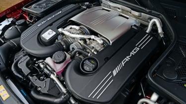 Mercedes-AMG C 63 Estate - engine
