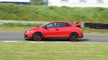 Honda Civic Type R - side