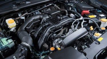 Subaru XV - engine