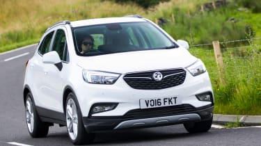 Vauxhall Mokka X 2016 - Front Cornering