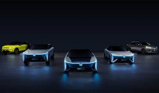 Honda electric concepts