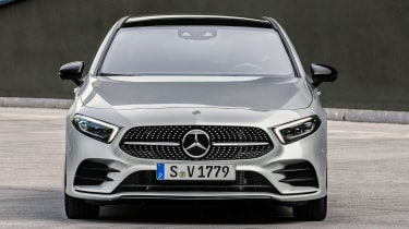 Mercedes A-Class Saloon - full front