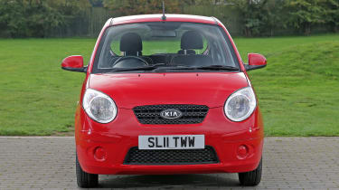 Used Kia Picanto - full front