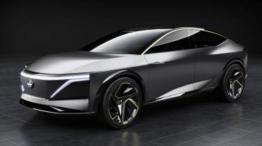 Nissan IM concept - front