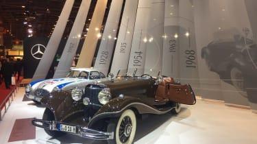 Mercedes - Retromobile