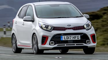 Best small cars - Kia Picanto