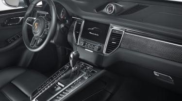 Porsche Macan Turbo Performance Pack - interior 2