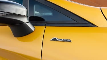 Ford Fiesta Active - Active badge