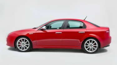 Used Alfa Romeo 159 - side