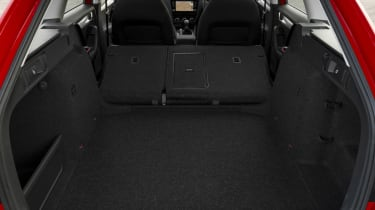 Skoda Octavia Estate 2017 facelift boot
