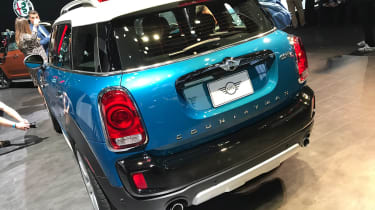 MINI Countryman - reveal rear