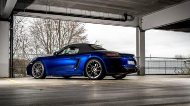Porsche Boxster GTS 4.0 PDK