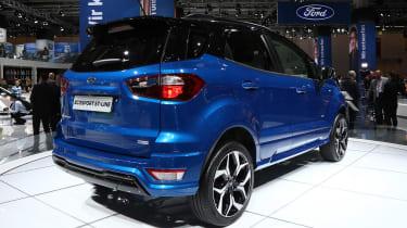 Ford EcoSport - Frankfurt rear