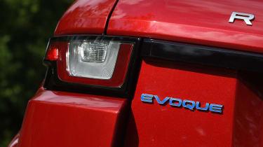 Range Rover Evoque SE Tech 2016 - rear lights