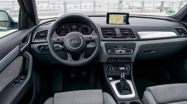 New Audi Q3 2015 interior