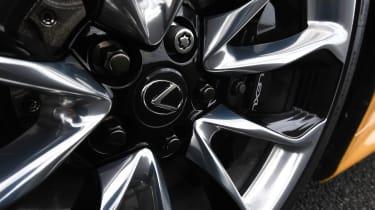 Lexus LC - wheel