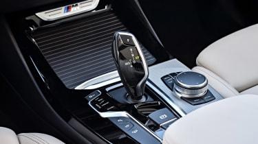 BMW X3 M40i - transmission