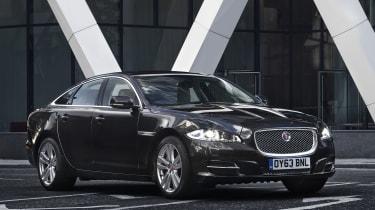 Best cars for under £20,000 - Jaguar XJ