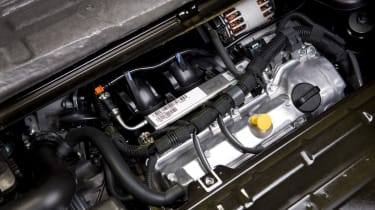 Smart ForTwo engine