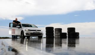 Ultimate tyres test 2014