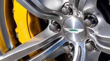 Aston Martin V8 Cygnet - wheel