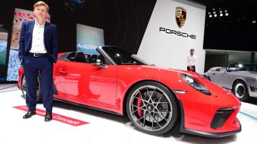 Porsche 911 Speedster - James Brodie