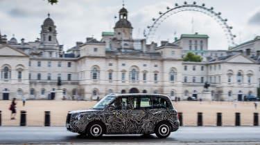 TX London Taxi - London Eye