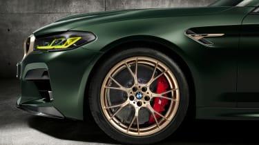 BMW M5 CS - studio wheel