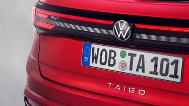 Volkswagen Taigo R-Line - rear detail